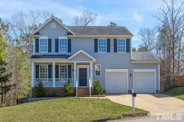 916 Holly Meadow Drive, Holly Springs, NC 27540 (#2170074) :: The Jim Allen Group