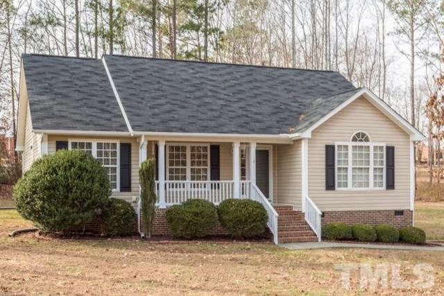 1086 Lake Ridge Drive, Creedmoor, NC 27522 (#2170169) :: Rachel Kendall Team, LLC