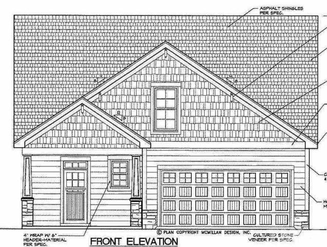 190 Alcock Lane, Youngsville, NC 27596 (#2170201) :: The Jim Allen Group
