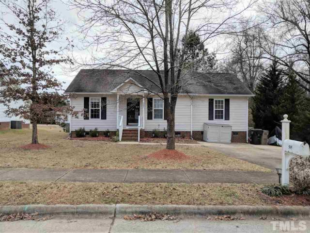 505 Southerby Drive, Garner, NC 27529 (#2170234) :: Rachel Kendall Team, LLC