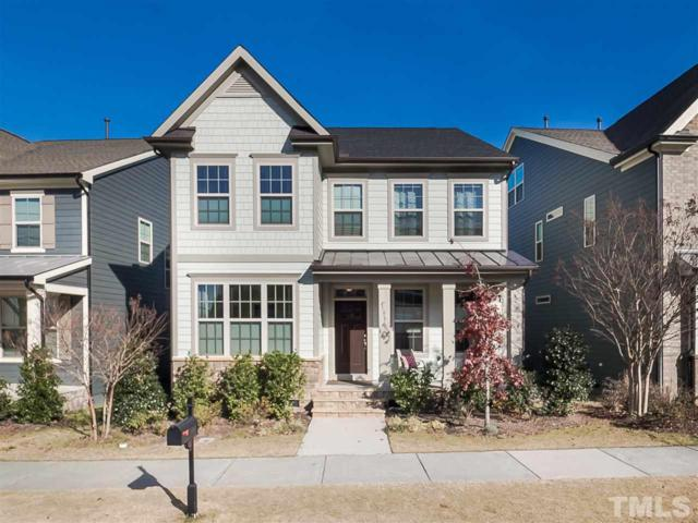 636 Mountain Pine Drive, Cary, NC 27519 (#2170250) :: Raleigh Cary Realty