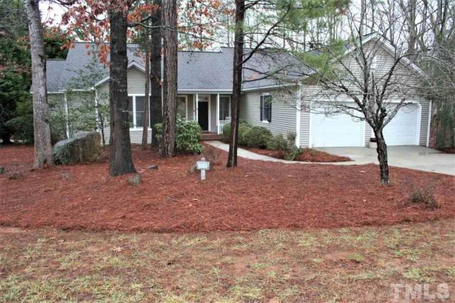 860 Brumley, Pittsboro, NC 27312 (#2170349) :: Raleigh Cary Realty