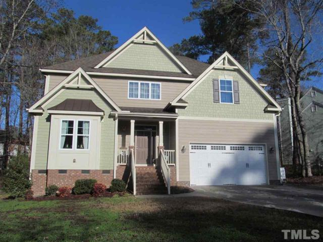 1001 Beddingfield Drive, Knightdale, NC 27545 (#2170354) :: Raleigh Cary Realty