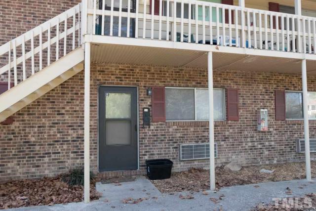 130 S Estes Drive G-9, Chapel Hill, NC 27514 (#2170370) :: Rachel Kendall Team, LLC