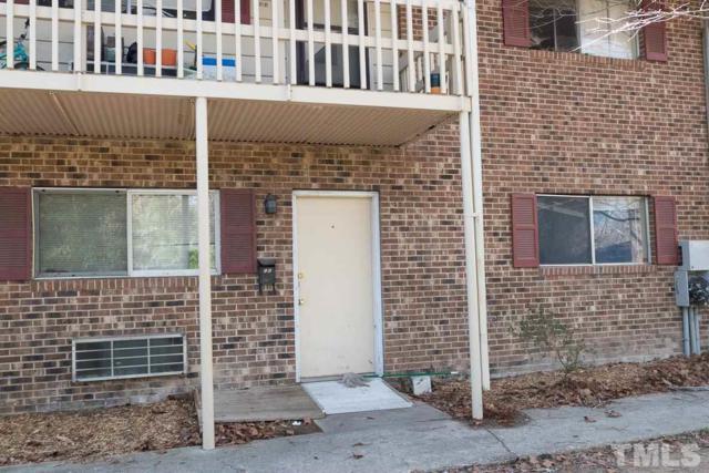130 S Estes Drive G-8, Chapel Hill, NC 27514 (#2170371) :: Rachel Kendall Team, LLC