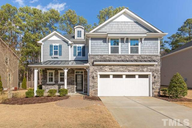 1329 Barnford Mill Road, Wake Forest, NC 27587 (#2170418) :: The Jim Allen Group