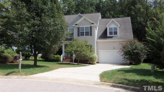 8504 Cottontail Court, Wake Forest, NC 27587 (#2170468) :: Raleigh Cary Realty