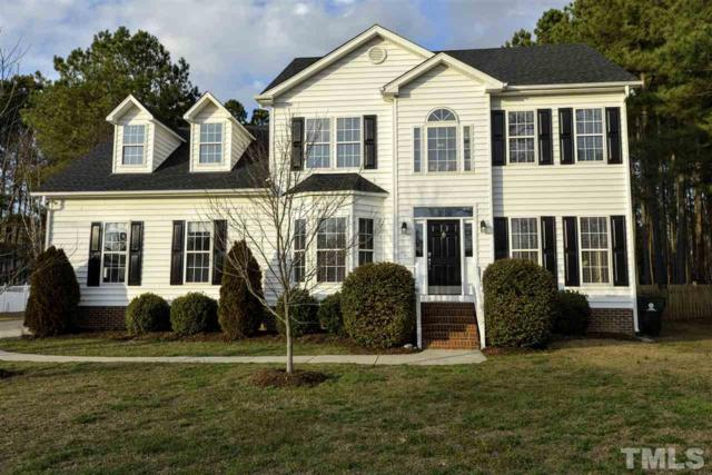 1009 Edenburghs Keep Drive, Knightdale, NC 27545 (#2170483) :: Raleigh Cary Realty
