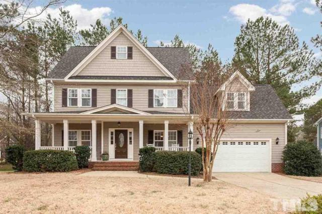 8641 Glade Hill Drive, Apex, NC 27539 (#2170493) :: Raleigh Cary Realty