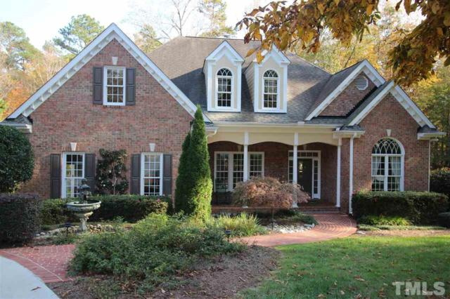 7832 Kingsbrook Court, Wake Forest, NC 27587 (#2170524) :: Raleigh Cary Realty