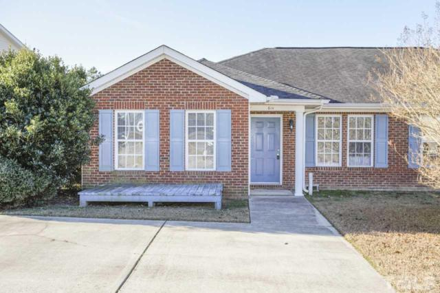 61A Anna Street, Lillington, NC 27546 (#2170527) :: Rachel Kendall Team, LLC