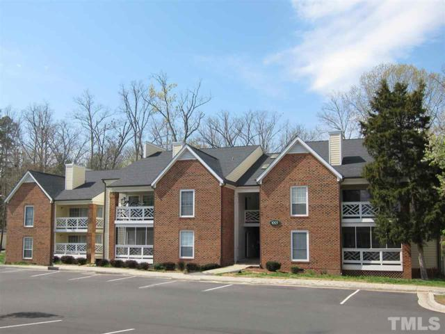 1003 Kingswood Drive D, Chapel Hill, NC 27517 (#2170550) :: The Jim Allen Group