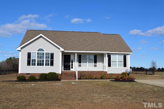 70 Letcher Lane, Lillington, NC 27546 (#2170571) :: Rachel Kendall Team, LLC
