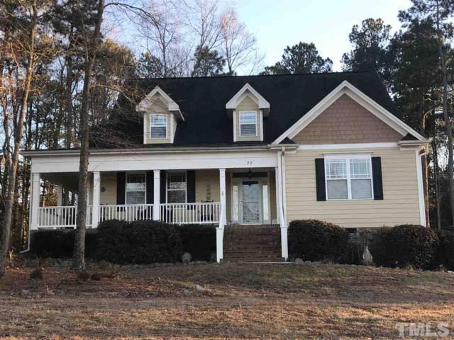 77 Garden Oaks Drive, Smithfield, NC 27577 (#2170598) :: Marti Hampton Team - Re/Max One Realty
