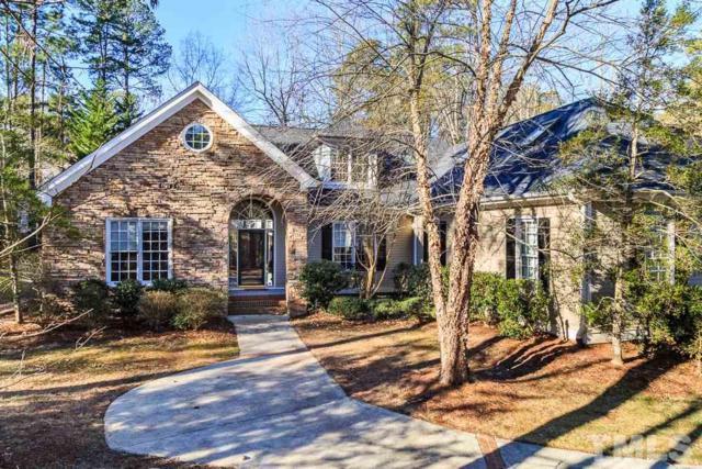 205 Silver Creek Trail, Chapel Hill, NC 27514 (#2170607) :: Rachel Kendall Team, LLC