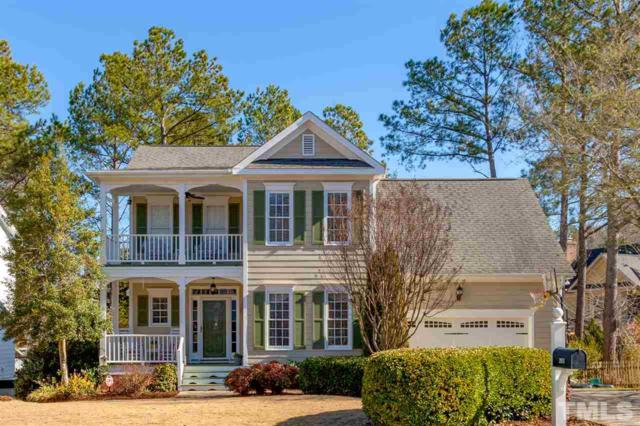 203 Cedar Trail Lane, Apex, NC 27502 (#2170640) :: Rachel Kendall Team, LLC