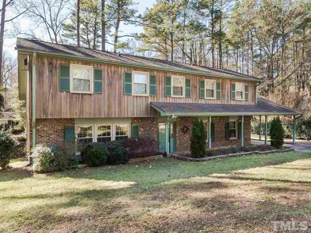 413 Cottonwood Circle, Raleigh, NC 27609 (#2170649) :: The Jim Allen Group