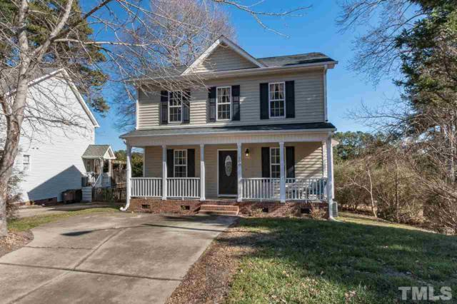 208 Whistling Swan Drive, Wake Forest, NC 27587 (#2170653) :: Rachel Kendall Team, LLC