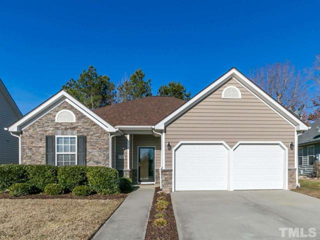 611 Virginia Water Drive, Rolesville, NC 27571 (#2170680) :: Raleigh Cary Realty