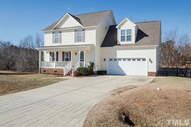 28 Bergamont Circle, Clayton, NC 27520 (#2170683) :: The Jim Allen Group