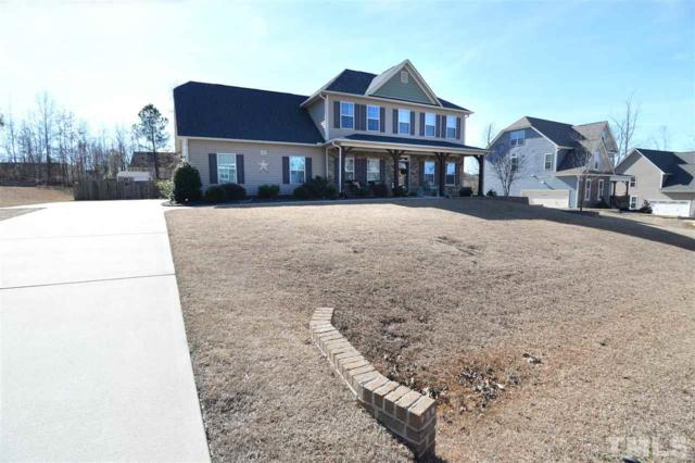 248 Swann Trail, Clayton, NC 27527 (#2170700) :: Raleigh Cary Realty