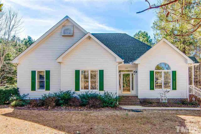 3648 Whispering Pines Lane, Franklinton, NC 27525 (#2170703) :: The Jim Allen Group