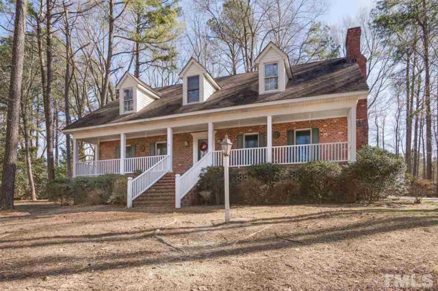 2267 Hermitage Road, Rocky Mount, NC 27804 (#2170706) :: Raleigh Cary Realty