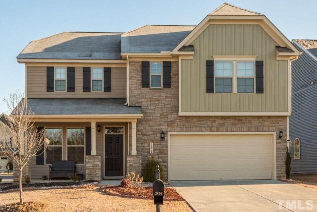 3636 Landshire View Lane, Raleigh, NC 27616 (#2170733) :: The Jim Allen Group