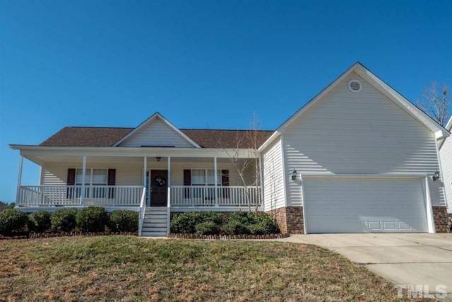1052 S Willhaven Drive, Fuquay Varina, NC 27526 (#2170746) :: The Jim Allen Group