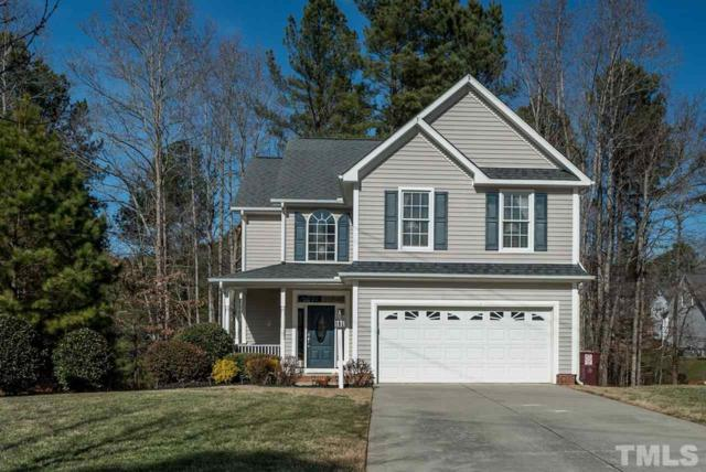 428 Stone Monument Drive, Wake Forest, NC 27587 (#2170761) :: The Jim Allen Group