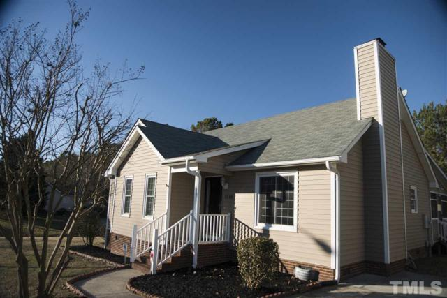 5229 Cottage Bluff Lane, Knightdale, NC 27454 (#2170764) :: The Jim Allen Group