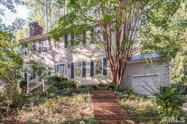 207 Old Forest Creek Drive, Chapel Hill, NC 27514 (#2170787) :: Rachel Kendall Team, LLC