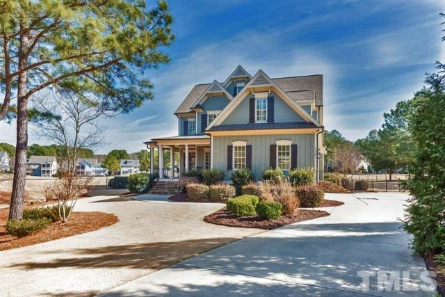 1341 Colonial Club Road, Wake Forest, NC 27587 (#2170805) :: The Jim Allen Group