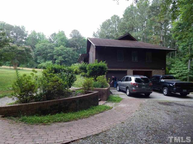 2532 New Hill Olive Chapel Road, New Hill, NC 27562 (#2170823) :: The Jim Allen Group