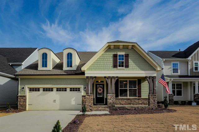 421 Morgan Ridge Road, Holly Springs, NC 27526 (#2170884) :: Rachel Kendall Team, LLC