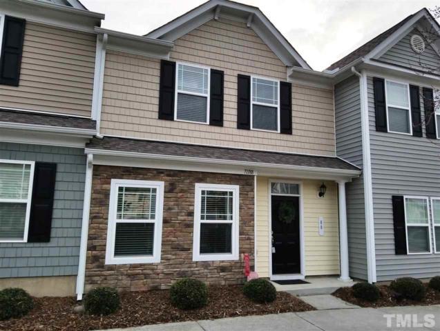 711 Keystone Park Drive #88, Morrisville, NC 27560 (#2170924) :: The Jim Allen Group