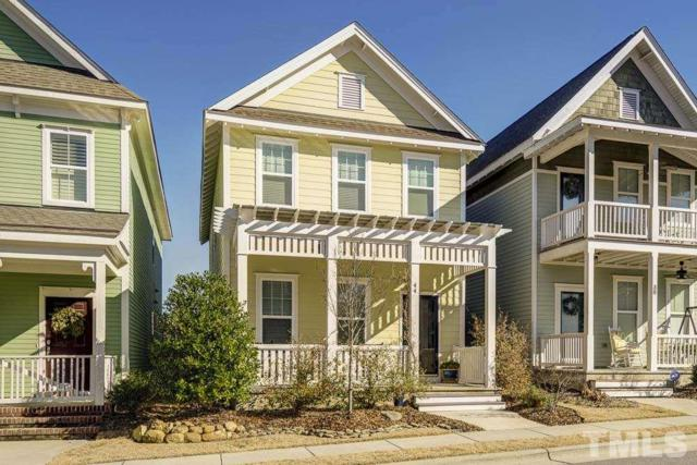 44 N Serenity Hill Circle, Chapel Hill, NC 27516 (#2170928) :: Triangle Midtown Realty
