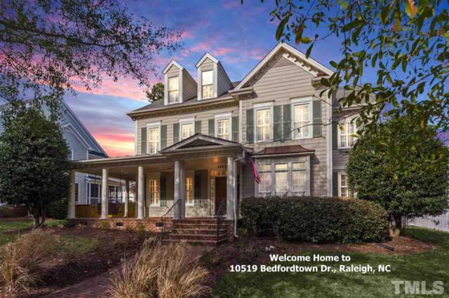 10519 Bedfordtown Drive, Raleigh, NC 27614 (#2170975) :: Raleigh Cary Realty