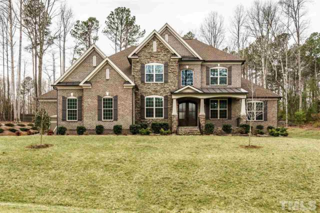 7301 Incline Drive, Wake Forest, NC 27587 (#2170985) :: The Jim Allen Group