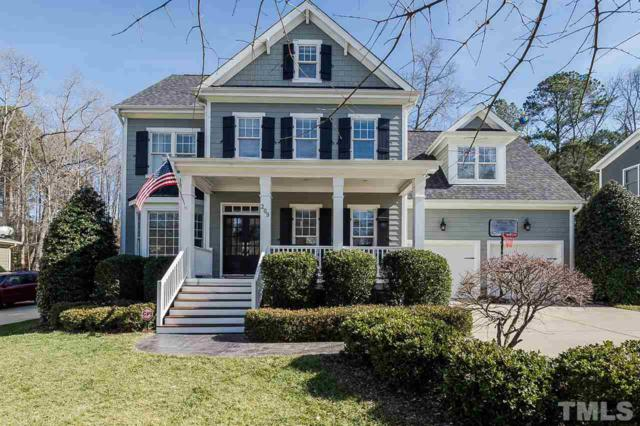209 Grantwood Drive, Holly Springs, NC 27540 (#2170991) :: The Jim Allen Group