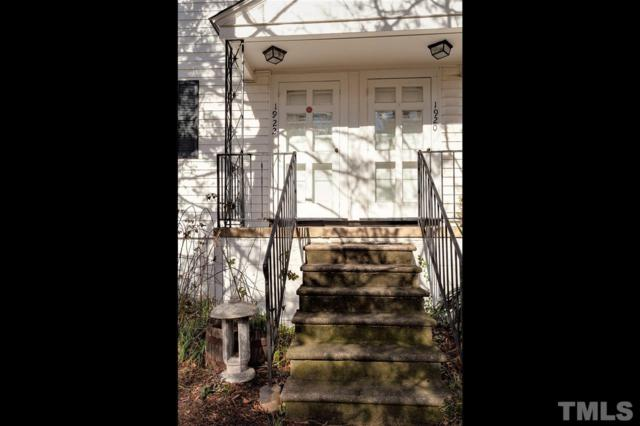 1922 Smallwood Drive #0, Raleigh, NC 27605 (#2171002) :: The Jim Allen Group