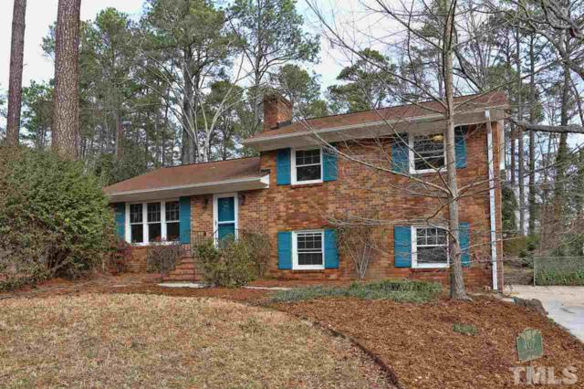 407 Thornwood Road, Chapel Hill, NC 27514 (#2171076) :: Raleigh Cary Realty
