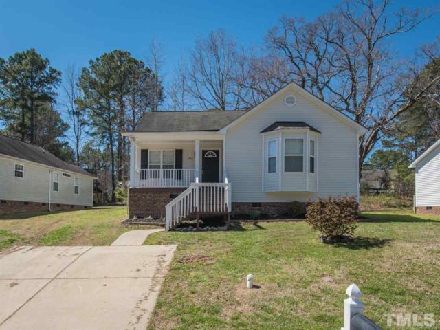 1220 Woodbriar Street, Clayton, NC 27520 (#2171084) :: Rachel Kendall Team, LLC