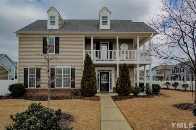 118 Scotch Bonnet Ridge Ridge, Clayton, NC 27520 (#2171107) :: Rachel Kendall Team, LLC