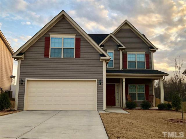 31 Mystery Hill Court, Clayton, NC 27520 (#2171110) :: The Jim Allen Group