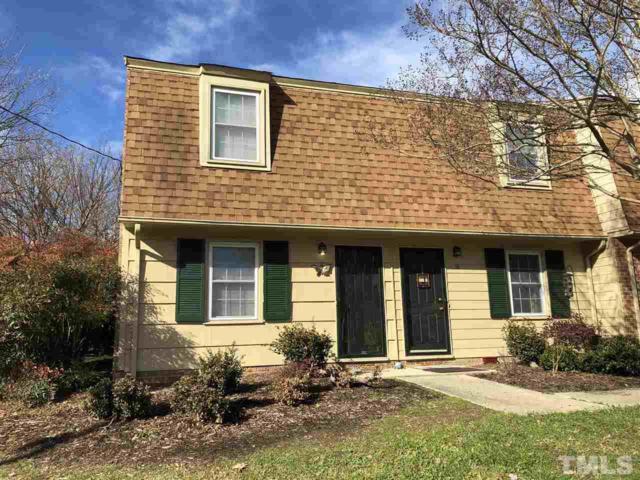 4810 Bluebird Court A, Raleigh, NC 27606 (#2171142) :: Rachel Kendall Team, LLC