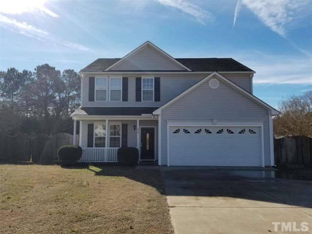 178 Fox Field Drive, Angier, NC 27501 (#2171179) :: The Jim Allen Group