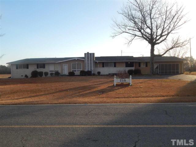 338 Pittman Road, Selma, NC 27576 (#2171198) :: Marti Hampton Team - Re/Max One Realty