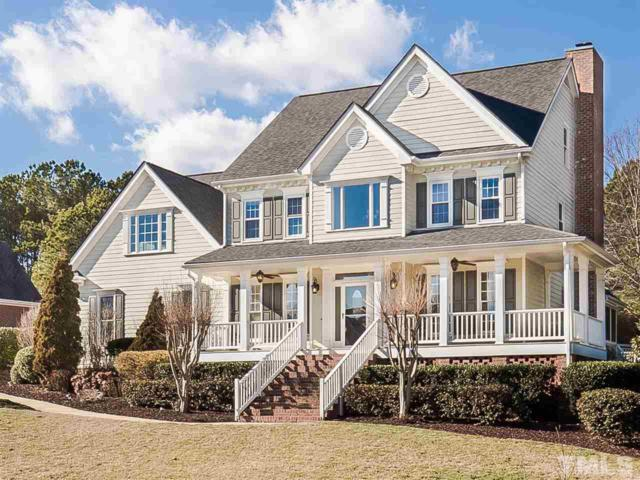 115 Doric Court, Cary, NC 27560 (#2171200) :: The Jim Allen Group