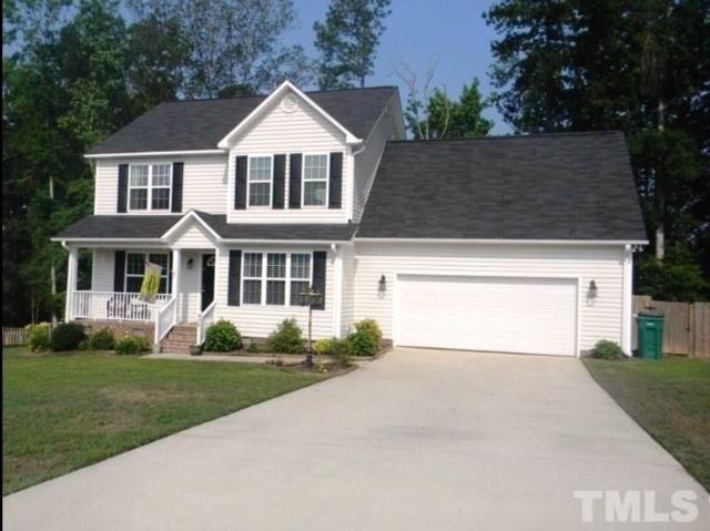 406 Crusaders Drive, Sanford, NC 27330 (#2171219) :: The Jim Allen Group